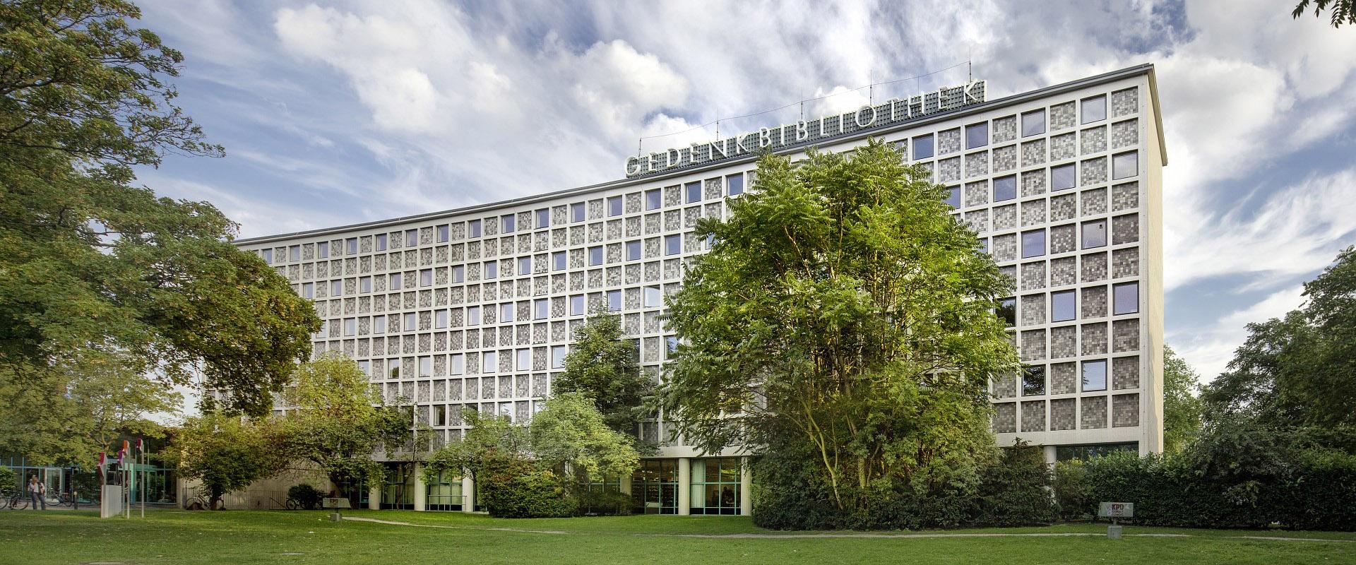 Forum für die Stadtgesellschaft  die Zentral und Landesbibliothek Berlin ist quot;Bibliothek des