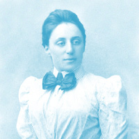 Die Mathematikerin: Emmy Noether (1882 - 1935)