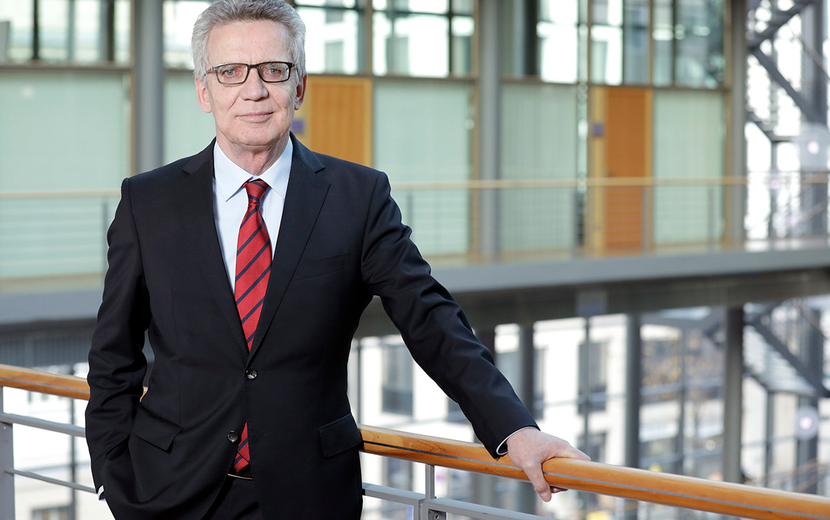 Picture of Thomas de Maizière